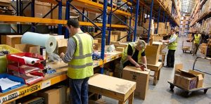 Order Fulfilment Services